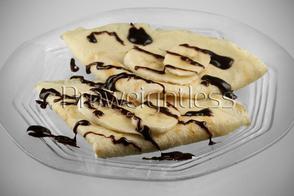 Der Proweightless Schoko- & Bananenpfannkuchen