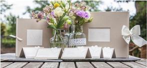 Hochzeitskarten-Serien Rössler Papier Celebration