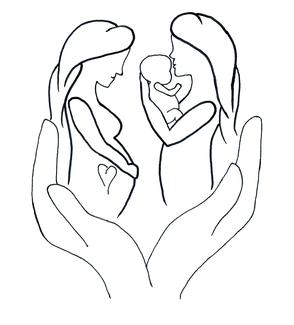 Logo von Schwangerschaft und Baby