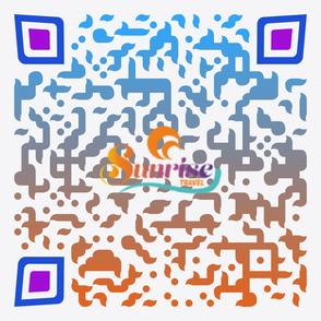 Algarve Magazin presentiert Ihnen an der Algarve und portugal den besten Transport Service,Sunrise Travel Transfer in Albufeira,Galé,Armação de Pêra,perfekt für familien,alleine oder Gruppen,finden Sie mehr Informationen in dem Sie den QR-Code scanen..