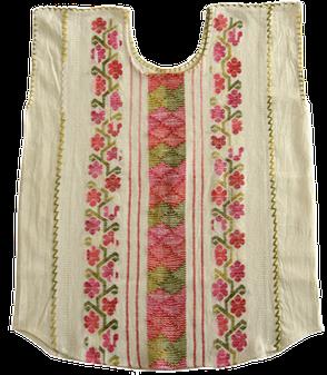 blusa de Guerrero