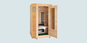 Die kompakte Alternative zur Sauna: Wärmekabinen mit Infrarot