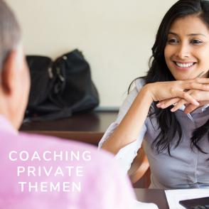 Coaching findet im vertraulichen Rahmen statt