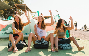My Salty Sisters: More than a kite camp! Empowerment and Kite Retreats for Women in September. Best kiteboarding holiday in Brazil 2019