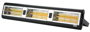 TANSUN SORRENTO 3x1,5 kW Infrarot Terrassenheizung