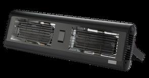 TANSUN SORRENTO CERAMIC 2x1,3 kW Infrarot Terrassenheizung