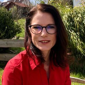 Portrait Miriam Engel - Fibromyalgie, was keiner weiß