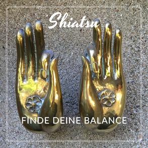 Shiatsu - finde deine Balance