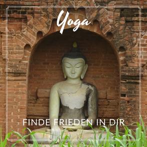 Yoga - finde Frieden in dir
