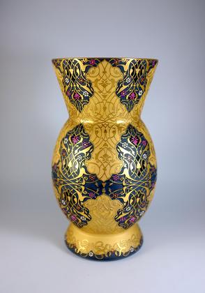 Tezhip-i-Nur Vase