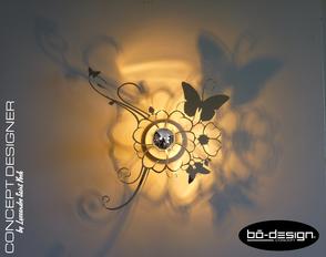 luminaire design,luminaire floral,luminaire contemporain,deco design,déco fleur,lampe fleur,déco papillon,deco restaurant,applique murale décoration,applique murale chambre,applique murale design,decoration restaurant,ombre portée,design,fleur design