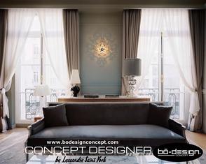 applique baroque, applique contemporaine,luminaire contemporain,luminaire design,lamp baroque,applique hotel,luminaire restaurant, boutique luxe, déco paris, place vendome, bijoux vendome,hotel parisien,immobilier paris
