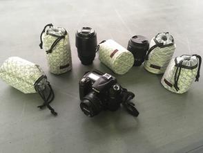 Lens Case / Porta obiettivo macchina fotografica