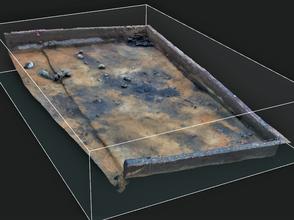3D Modell Archäologie digroma sfm