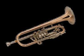 B-Trompete Ricco Kühn
