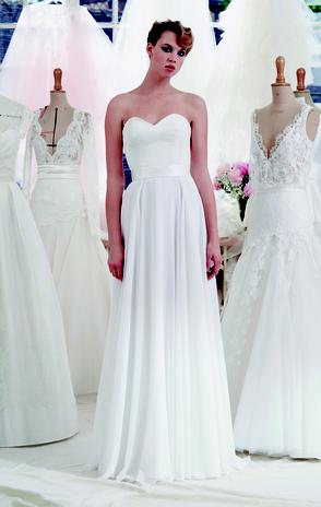 Robe de mariée Aubépine de chez Atelier Emelia