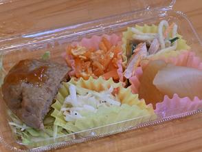 健康総菜専門店わくわくのお惣菜おかずパック