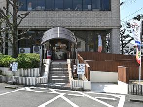 八幡浜市役所・本庁舎1Fにある「わくわく食堂やわたはま」