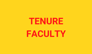 Tenure Faculty
