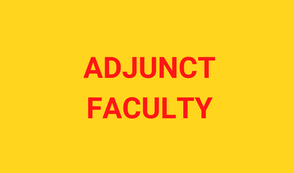 Adjunct Faculty Link