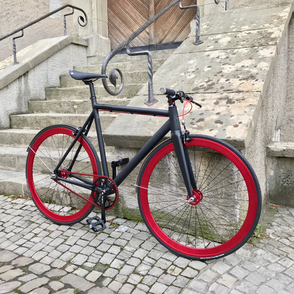 einGang custom bikes Projekt Nr. 10