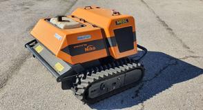 Kommtek Robo Flail ONE Diesel gebraucht bei Medl GmbH - Landtechnik Großhandel kaufen