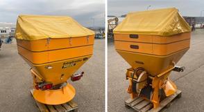 Bogballe Sandstreuer, Salzstreuer S3 1050 lt gebraucht bei Medl GmbH - Landtechnik Großhandel kaufen