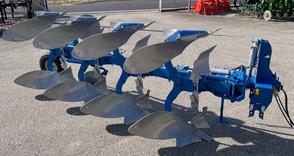 Överum VF-CX 41080 F XU  | Gebrauchtmaschinen Gebrauchte Pflüge, Grubber, Eggen, Fräsen, Walzen | Medl GmbH - Landtechnik Großhandel