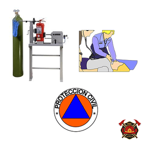 servicio de recarga de extintores, recarga de extintores, cursos de primeros auxilios, cursos de proteccion civil, serivicio de mantenimiento de extintores