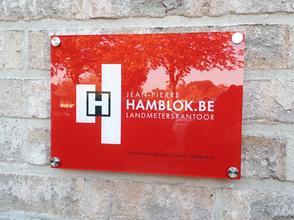Van Bun Communicatie & Vormgeving - Grafisch ontwerp - Lommel - Logo - Jean-Pierre Hamblok