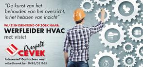 Dirk Van Bun Communicatie & Vormgeving - Grafische vormgeving - Ontwerp - Reclame - Publiciteit - Lommel - Advertentie - Cevek - Personeel