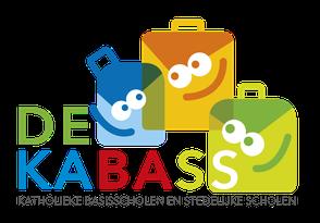 Dirk Van Bun Logo ontwerp huisstijl Kabass scholengemeenschap Lommel