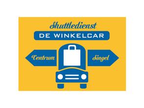 Van Bun Communicatie & Vormgeving - Grafisch ontwerp - Lommel - Logo - De Winkelcar