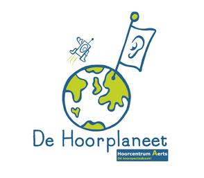 Van Bun Communicatie & Vormgeving - Grafisch ontwerp - Lommel - Logo - De Hoorplaneet