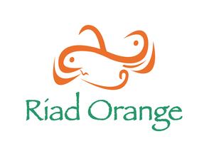 Van Bun Communicatie & Vormgeving - Grafisch ontwerp - Lommel - Logo - Riad Orange