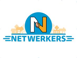 Van Bun Communicatie & Vormgeving - Grafisch ontwerp - Lommel - Logo - Netwerkers - Stad Lommel
