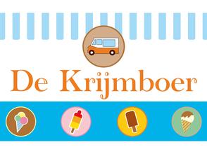 Van Bun Communicatie & Vormgeving - Grafisch ontwerp - Lommel - Logo - De Krijmboer