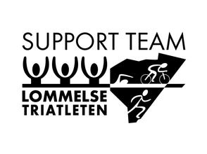 Van Bun Communicatie & Vormgeving - Grafisch ontwerp - Lommel - Logo - Lommelse Triatleten