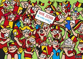 Van Bun Communicatie & Vormgeving - Internetgazet Lommel - Illustraties - Tekeningen - Grafisch ontwerp - Publiciteit - Reclame - WK voetbal