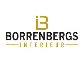 Van Bun Communicatie & Vormgeving - Grafisch ontwerp - Lommel - Logo - Borrenberg Interieur