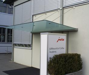 Vordach Metallbau Jura Vertrieb Schweiz AG