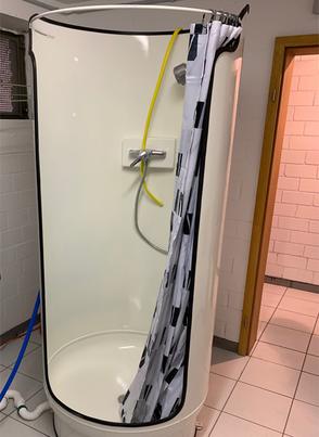 dusche mieten, badsanierung