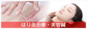 はり灸治療・美容鍼