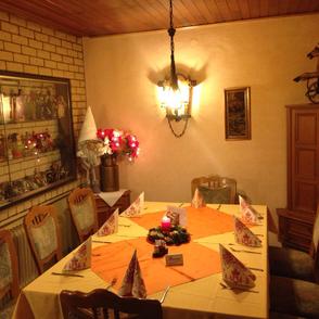 Restaurant in Königswinter, Weihnachtsfeier, Mittagskarte, Tannenhof, Bayrische Woche
