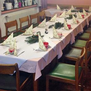 Restaurant in Königswinter, Mittagskarte, Tannenhof, Bayrische Woche