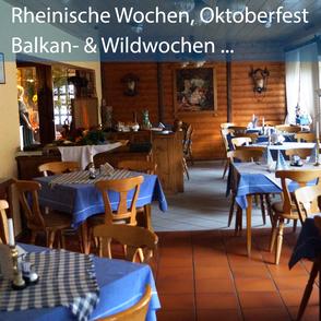 Bayrische Woche, Oktoberfest Tannenhof