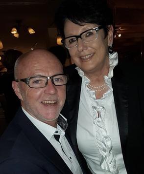 Ing. Wolfgang Stumpfoll und Ursula Stumpfoll