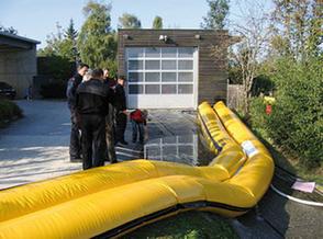 Hochwasster-Katastrophenschutz