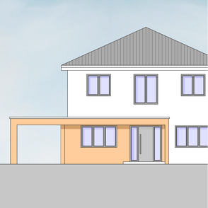Neubau Einfamilienhaus D