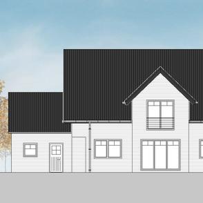 Neubau Einfamilienhaus EK